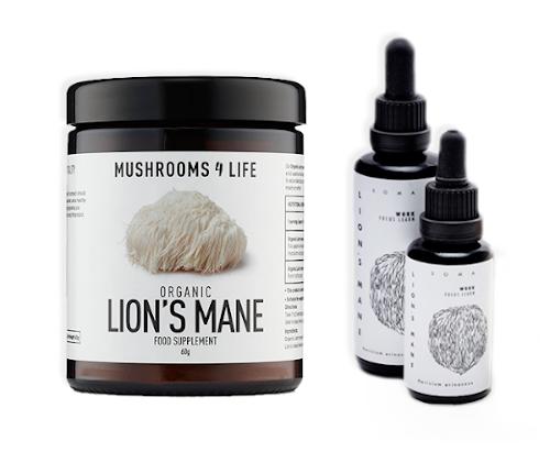 View Medicinal Mushrooms