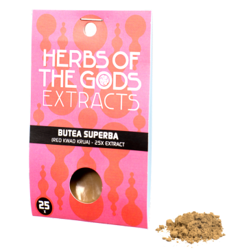 Red Kwao Krua | Butea Superba | Extract 25x