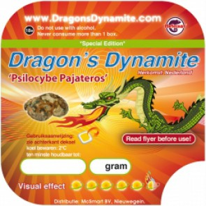 Magic Truffles Dragon Dynamite