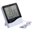 Hygrometer & Thermometer with external sensor