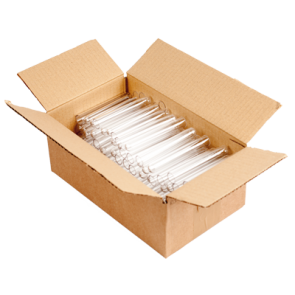 Test tubes polypropylene 100 pieces