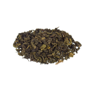 Green tea gunpowder