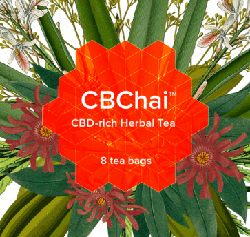CBChai CBD-rich Herbal Tea CBDirective