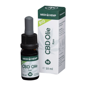 Medihemp RAW CBD Oil 10%