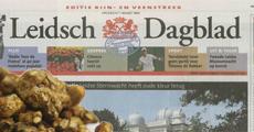 Leidsch Dagblad: Triptruffel kweker hoeft niets te vrezen