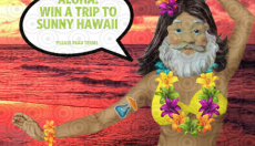 WIN a trip to Hawaii with our bi-weekly Facebook contest