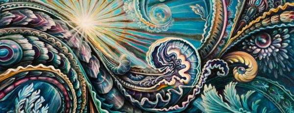 Psychedelic Art: Randal Roberts | Artist of the month OCTOBER