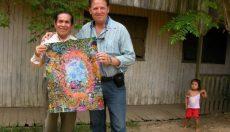 Pablo Amaringo: the Ayahuasca artist
