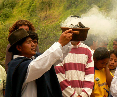 Palo santo wood rituals