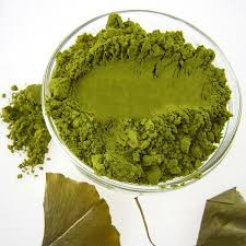Powdered Ginkgo Biloba