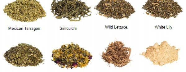 15% off all our natural herbs during October