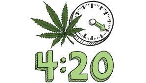 4/20 Marijuana Day
