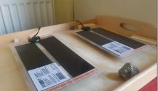 Updated ! Instructions for thermo heating mats!
