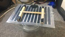 Heat mat airflow