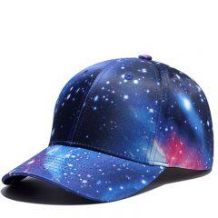 galaxy snapback magic mushroom
