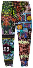 rezolution pants psychedelic