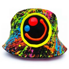rave psychedelic headwear