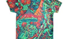 Top 10 Psychedelic Clothes: T-shirts
