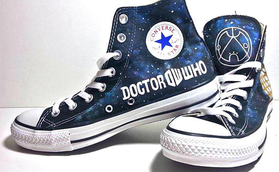 doctor who shoes clothes