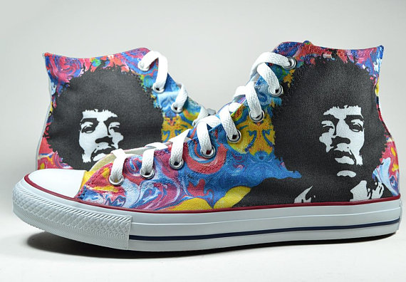 shoes jimi hendrix